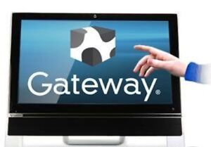 Gateway Touch Screen All-In-One PC: Please Read for Specs MINT