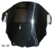 Zx6r Windscreen