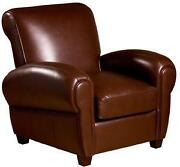 Leather Cigar Chair