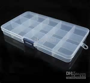 15 cell storage container