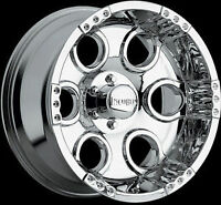 "18"" Rim blow out sale!! Chrome Incubus 18"" ONLY $99 each!!"