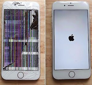 Iphone Screen Repairing @ 90$ only