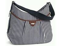 Mamas and Papas Ellis shoulder bag - stripes