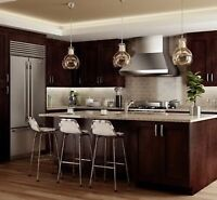 SOLID WOOD KITCHEN CABINETS AT UNBEATABLE PRICE!!! 30%LESS!!!