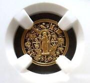 Liberia Gold Coin