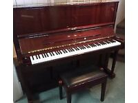 Petrof Upright Piano 45''