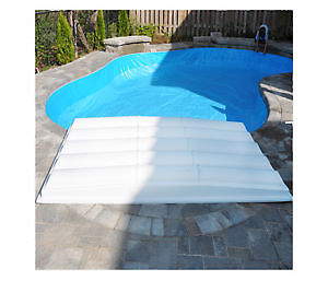 Pool step cover