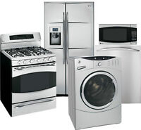Appliance repair and Service in your house by licensed technicia