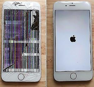✅iPhone LCD Repair in 15min✅  IPhone 6 49$ / 5S 45$ / 6 Plus 59$