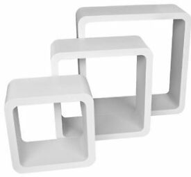 SET OF 3 SQUARE PHOTO FRAMES BRAND NEW IN BOX