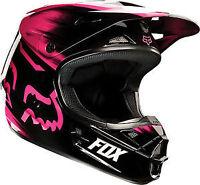 2014 Pink Fox Racing Helmet V1 Vandal Helmet