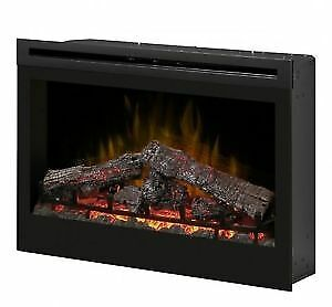 Dimplex 33-Inch Plug-in Electrical Fireplace - DF3033ST