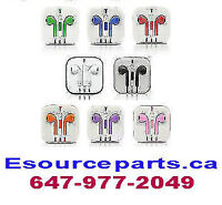 EARPODS FOR IPOD, IPAD, iPHONE – MANY COLOURS AVAILABLE Watch|Sh