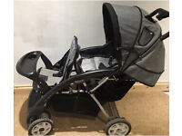 Cosatto Double Buggy Pushchair