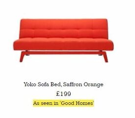 Stylish sofabed excellent condition
