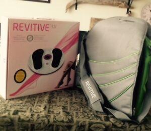 REVITIVE circulation booster + FREE Travel Bag