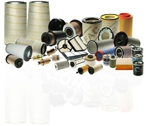 FILTERS FOR HEAVY EQUIPMENT