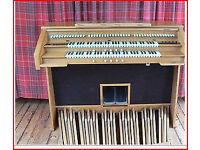 Wyvern Lincoln ST60 analogue organ