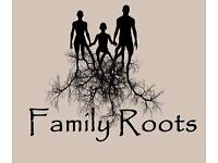 Family Roots - Genealogy/Family Tree Services