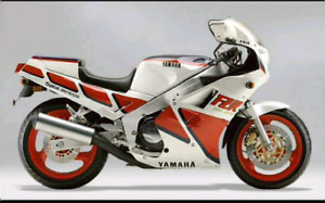 Wanted: 1987 Yamaha FZR1000
