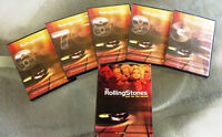 5 Disc set of The Rolling Stones DVD