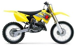 Looking for 2001 to  2008 rm 125