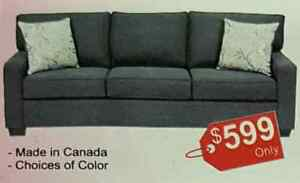 BRAND NEW CANADIAN MADE SOFAS!!! Kitchener / Waterloo Kitchener Area image 3