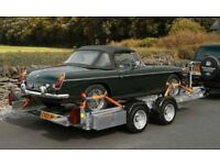 Car Transporter/Trailer - Wanted for short term hire.