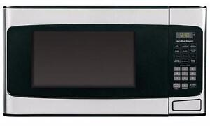 DANBY & HAMILTON BEACH 1.1 MICROWAVES - NO TAX BLOWOUT SALE