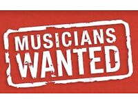 Musicians/Band Wanted for single vocalist