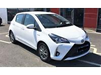 2017/67 reg toyota yaris hybrid automatic 5 doors 260 mls only