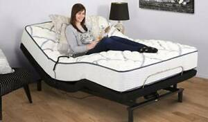 BRAND NEW QUEEN ADJUSTABLE ELECTRIC BED BASE GREAT VALUE!! Perth Perth City Area Preview