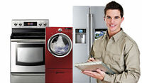 Appliance Repair PROS  $80 WITH  complete repair+installation
