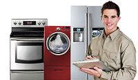 Appliance service.