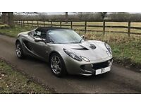 Lotus Elise S2 134S Touring with a/c, Elec Windows, LED's, Low Mileage, Great Condition