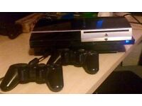 PS3 +21 games For Sale