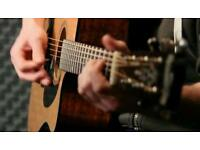Pro guitarist needed for PAID acoustic cover gigs.