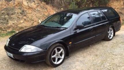 1999 Ford Futura Wagon Frankford West Tamar Preview