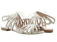 Harriet Wilde Flat Orchid Wedding Shoes Size 5 RRP £180