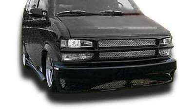 KBD Body Kits Polyurethane Front Bumper Fits Chevy Astro & GMC Safari Van 95-04