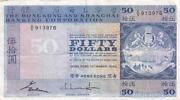 Hong Kong Paper Money
