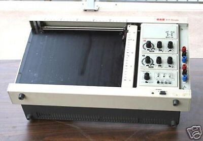 Bioanalytical Systems Bas Rxyt X-y Chart Recorder