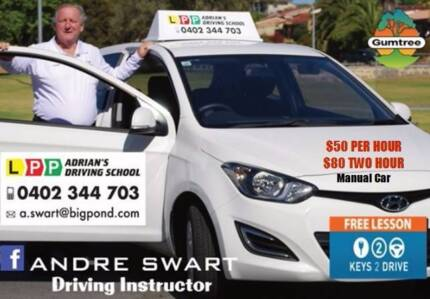 Adrian's Driving School - Driving Lessons