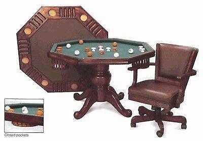 Bumper Pool Poker Table Ebay