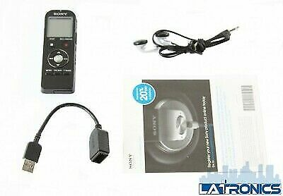 Sony ICD-UX533 4GB UX Series MP3 IC Stereo Digital Voice Recorder - GRADE A