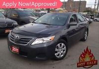 2011 Toyota Camry LE XENON POWER OPTIONS SUPER CLEAN