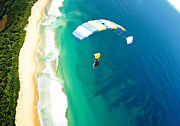 Skydive Over The Beach - 14,000ft - Weekday - x2 Tickets Available Drummoyne Canada Bay Area Preview