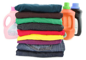 Wash & Fold Service Free Delivery No Extra Charges Only 0.99/lb