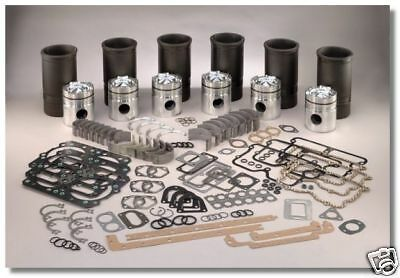 Allis Chalmers 670t D3400 D3500 D370 Diesel Engine Kit New Free Shipping