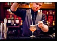 Cocktail mixologist/Flair mixologist wanted.